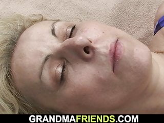 Buddy fuck in tx tyler - Two buddy fuck old blonde granny on the beach