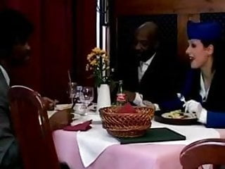 Stewardesses video sex Stewardess dp