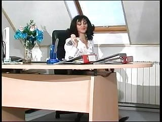 Hot old ladies getting fucked This hot lady boss gets fucked at work