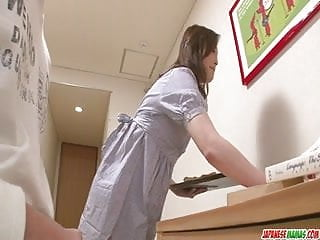 Gushing orgasms without penetration - Skilled miyama ranko makes him cum without penetration