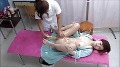 Lesbian sensual massage II