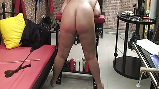 Annadevot - My ass would be spanked