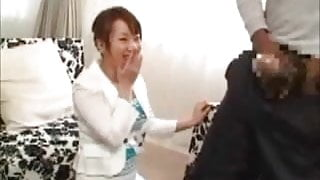 JAV BBC monster cums twice fucking two Japaneses