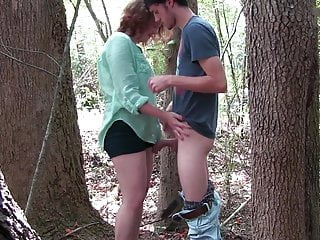 Porn site tiger wife wood - White slut amy fucks in the woods pt1