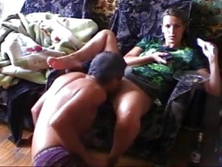Creampie pussy eating delite Pussy eating