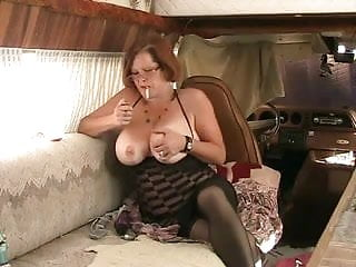 Talking sex toys Milf dirty talking with anal vibrator