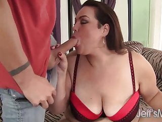 Taking long dick dick Fat beauty angelina takes a long dick in mouth and pussy