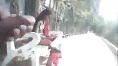 Ooty Tamil Nadu India - Park dick show