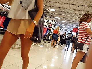 Lingerie shopping near spring hill fl - Candid voyeur petite teen lingerie shopping