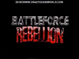 Blonde pussy 2010 Battleforce rebellion green dawn 2010