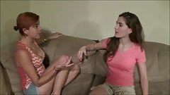 Brother & Step Sister Fuck Best Friend - Family Therapy
