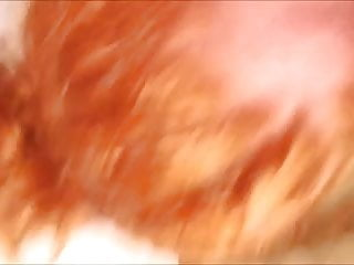 Learning to cum on cmmand - Redhead wife learning how to swallow cum