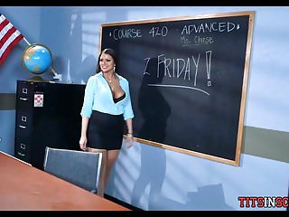 Teacher seduced teen - New teacher seduces student
