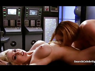 Krissy lesbian sweet Krissy lynn and christie stevens - intergalactic swingers