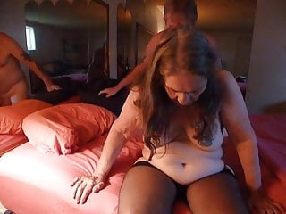Fuck you its my birthday - Fucking using my husband for my birthday fuck with nylons