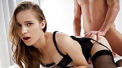 LETSDOEIT - Hot Jessica Portman Takes Big Cock In Erotic Sex