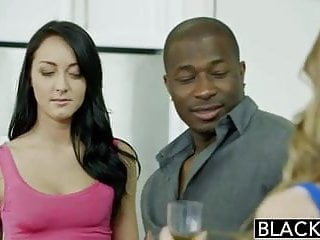 Bank sexual harrassment - Blacked two girlfriends jillian janson and sabrina banks sha