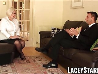 Pascale marthine tayou gay Laceystarr - submissive gilf ass rammed by pascal white
