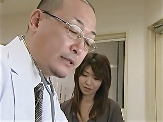 Medical sex medical sex fetish - Japanese doctor gets horny for married patients