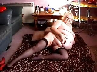 Fran fine nude Big belly fran