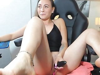 Asian american languange - Sexy asian american 20yr old plays with her wet pussy