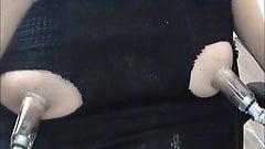 Nipple-Pain