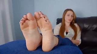 super cute and young feet