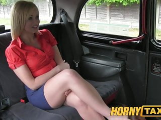 Red hot milf movie Hornytaxi red hot milf gets fucked hard