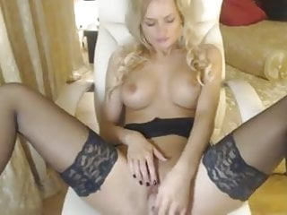 Very hot blond pussy - Milena very hot