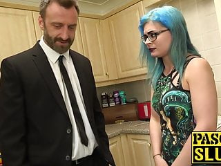 Caitlin kelly nude Goth vixen caitlin minx bondage banged before eating jizz