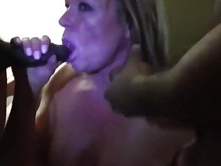 Wifes watching men suck video - Watching my jersey mature wife in ac suck two bbcs