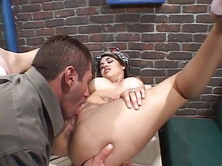 Doctor milking cock - Babe loves milking cock with her mouth