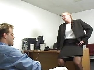 Boss big tit - Milf secretary pounding by boss big cock...usb
