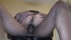 Amateur Gushes on BBC While Husband Films