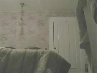 Complete adults bed room furniture Hidden cam catches my mom dressing in bed room