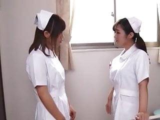 Asian lesbian nurse Japanese nurses