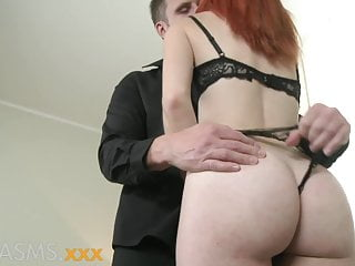 Gothic sperm - Orgasms redhead goth with great ass and shaved pussy