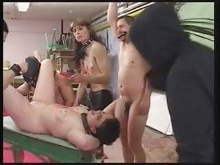 Sado mature - Extreme sado session