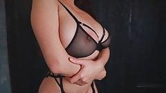 Lisa Cohvohnsky Pink Nipple Cowgirl (noisy!)