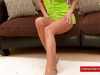 Real first time sex films free Paradise films blonde babe first time on camera
