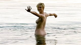 Elizabeth Debicki Nude Scene On ScandalPlanet.Com