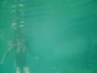 Free milf full - Milf full naked under the water