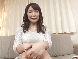 Hinata breast - Hinata komine gets stiff toys - more at japanesemamas.com