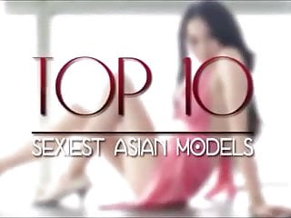 Black and asian models Top 10 sexiest asian models