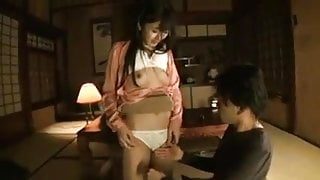 Japanese hot wife cheating part 4