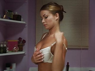 Aerobic carmen electra strip tease video Carmen electra - mating habits of the earthbound human 02