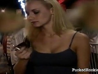 Get naked wild - Busty amateur blonde gets wild and naked