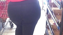 Super thick She mature throwing ass 1
