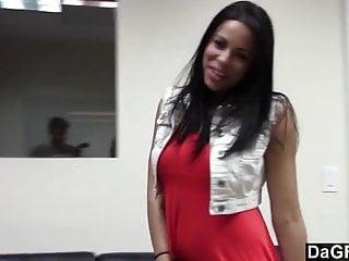 Amateur latina fucking Hot latina fucking her casting agent