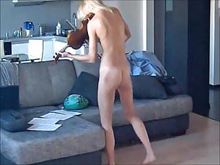 Asian skinny naked Skinny naked violinist